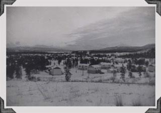 Camp Takhini 1960