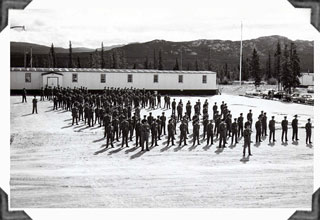 GOC's Inspection Parade 1961