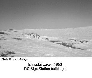Ennadai Lake 1953