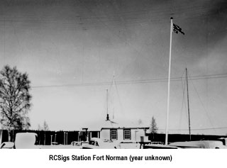 RC Sigs Station Fort Norman